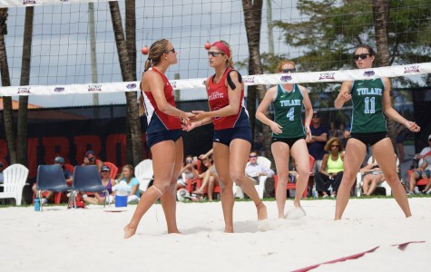 Beach Volleyball: Season coming to a close