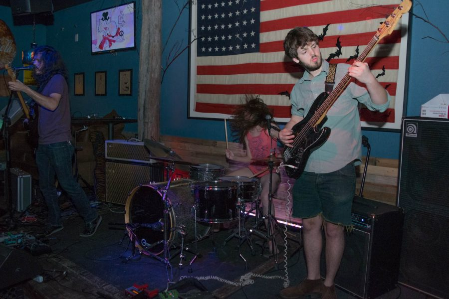 Peyote+Coyote+perform+during+their+EP+release+party+at+Vintage+Tap+in+Delray+Beach+Saturday.+Ryan+Lynch+%7C+Multimedia+Editor