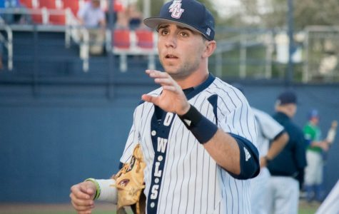 CJ Chatham became the highest drafted player in FAU baseball history after he was selected in the 2016 MLB Draft with the 51st pick by the Boston Red Sox. Ryan Lynch | Multimedia Editor