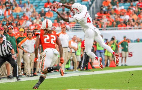Out of the Woods: FAU Football's emerging receiver