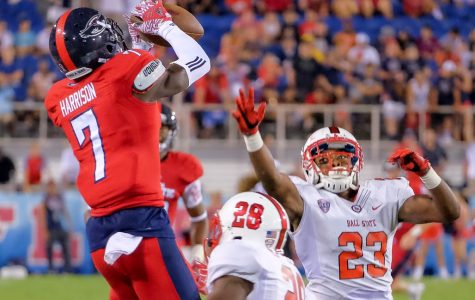 Football Preview: Florida Atlantic looks to snap losing streak at Florida International