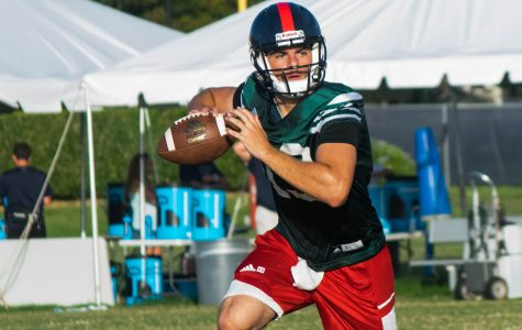 Revisiting the Owls' eight-month long quarterback battle between Daniel Parr and Jason Driskel