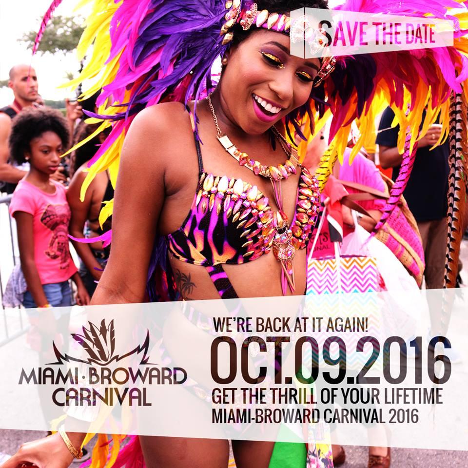 Photo courtesy of Miami Broward Carnival