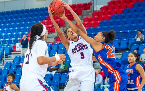 Women's basketball: FAU pulls away from Florida Memorial in season-opening victory