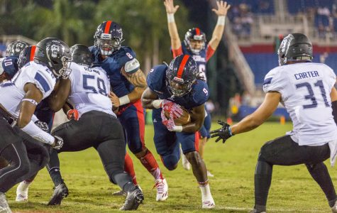 Football: FAU's season-ending loss to Middle Tennessee reflective of entire season