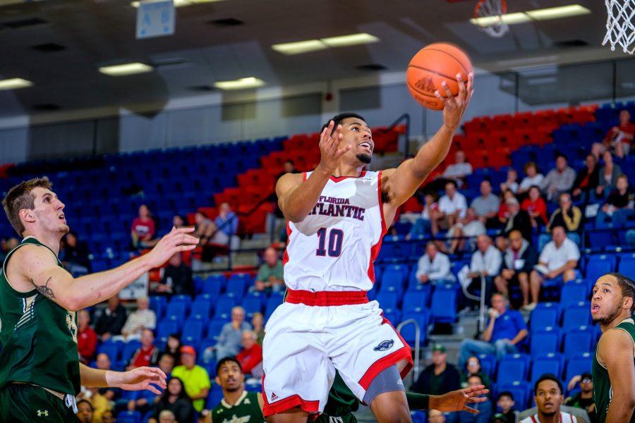 Gallery: Mens basketball versus South Florida