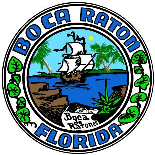 Photo courtesy of the City of Boca Raton Twitter page.
