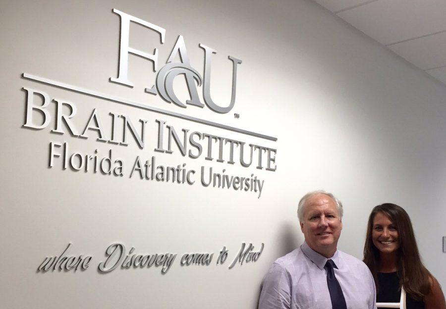 Photo of Randy Blakely and Nicole Baganz courtesy of Jan Savarick on Twitter