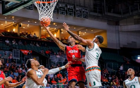 Men's basketball: FAU loses to Marshall in first game of 2017