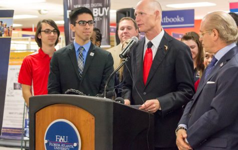 Rick Scott announces budget plan to help make college more affordable