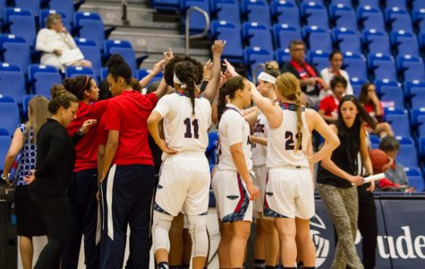 Women's basketball: the numbers behind the 13-game losing streak