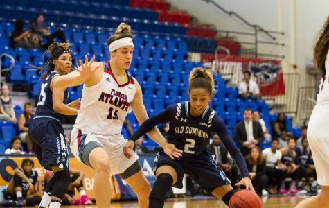Gallery: Women's basketball versus Old Dominion