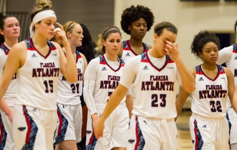 Women's basketball: FAU's losing streak continues after loss to Charlotte