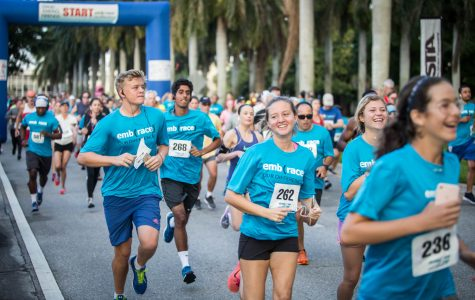 Nonprofit hosts annual 5K at FAU