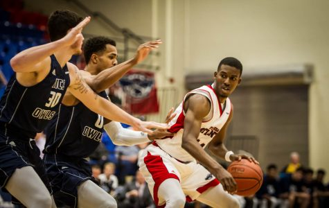 Men's basketball: Owls can't tame Bulldogs, lose third straight