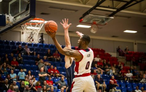 Senior Adonis Filer leads the Owls with 10.6 points per game. Alexander Rodriguez | Contributing Photographer