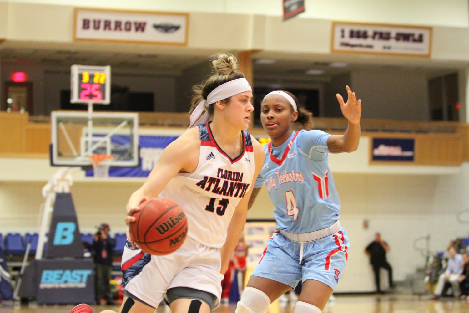 Junior Sasha Cedeno scored 19 points in the Owls loss to UTEP. Alexander Rodriguez   News Editor