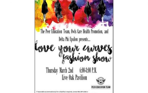 Love Your Curves fashion show comes to FAU