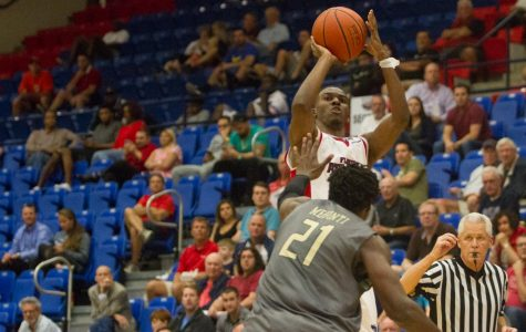 Men's basketball preview: FAU looks to follow last week's win on the road versus Charlotte and Old Dominion