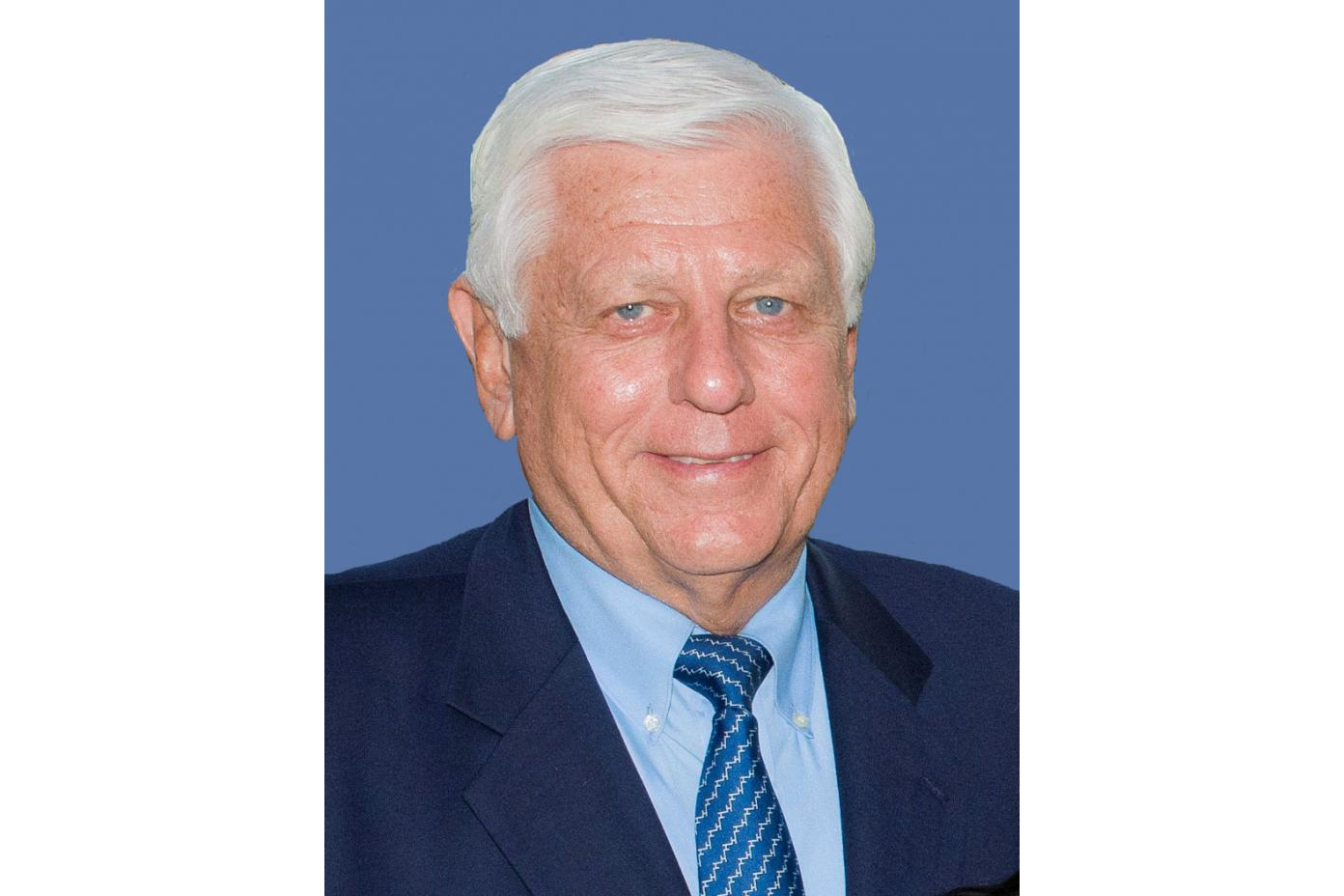 Photo of Charles Hennekens courtesy of Florida Atlantic University College of Medicine.