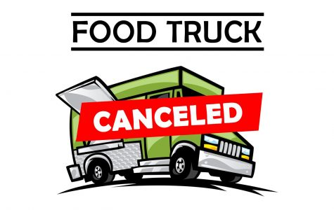 Program Board Food Truck Invasion event cancelled