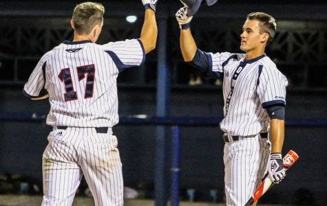 The Owls have won four straight weekend series. Alexander Rodriguez | Contributing Photographer