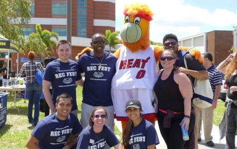 Photo courtesy of FAU Davie Office of Campus Life Facebook page.