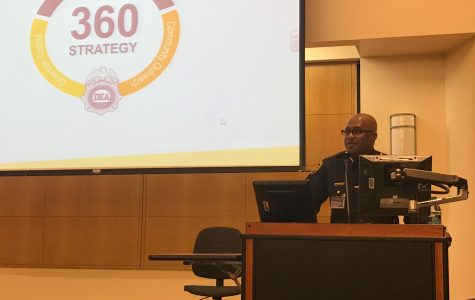 Miami DEA educates FAU Davie campus on opioid abuse