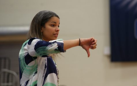 Women's basketball: The last season of Kellie Lewis-Jay