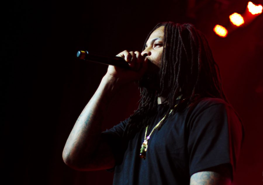 Wocka Flocka Flame performing on Aug. 2, 2014 at London Music Hall. On April 12, he will perform at the Boca campus for Fly on Music Fest. Photo courtesy of Wikimedia