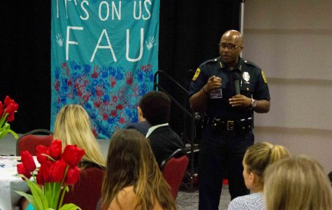 'It's On Us' Sexual Assault Awareness Week kicks off with banquet