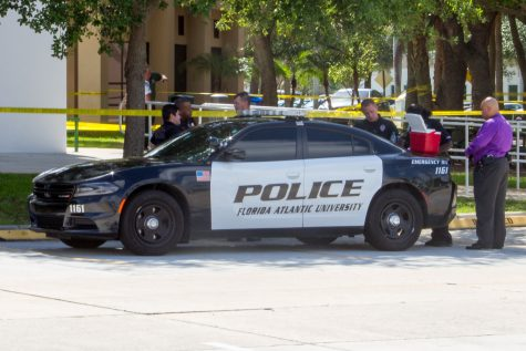 FAU police: Man brings BB gun into Parliament Hall