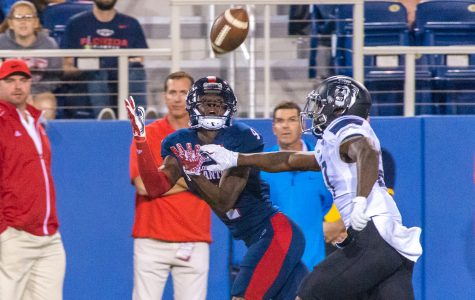 FAU football wide receiver arrested for battery (Update)