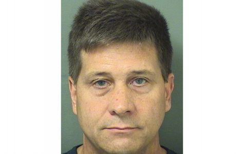David Blum. Photo courtesy of Palm Beach County Sheriff's Office.