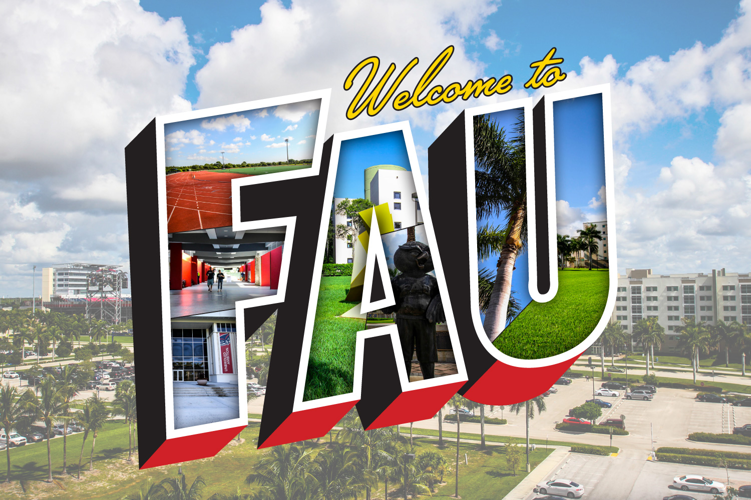 Welcome to FAU