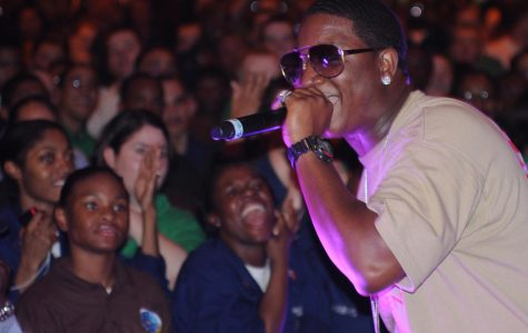 Rapper Yung Joc to headline bonfire concert
