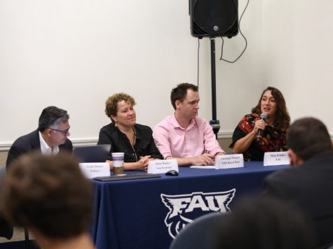 South Florida journalists talk challenges in journalism industry
