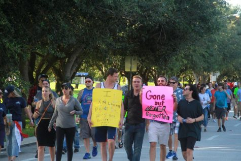 "FAU students investigated for ""disruptive behavior"" during protest"