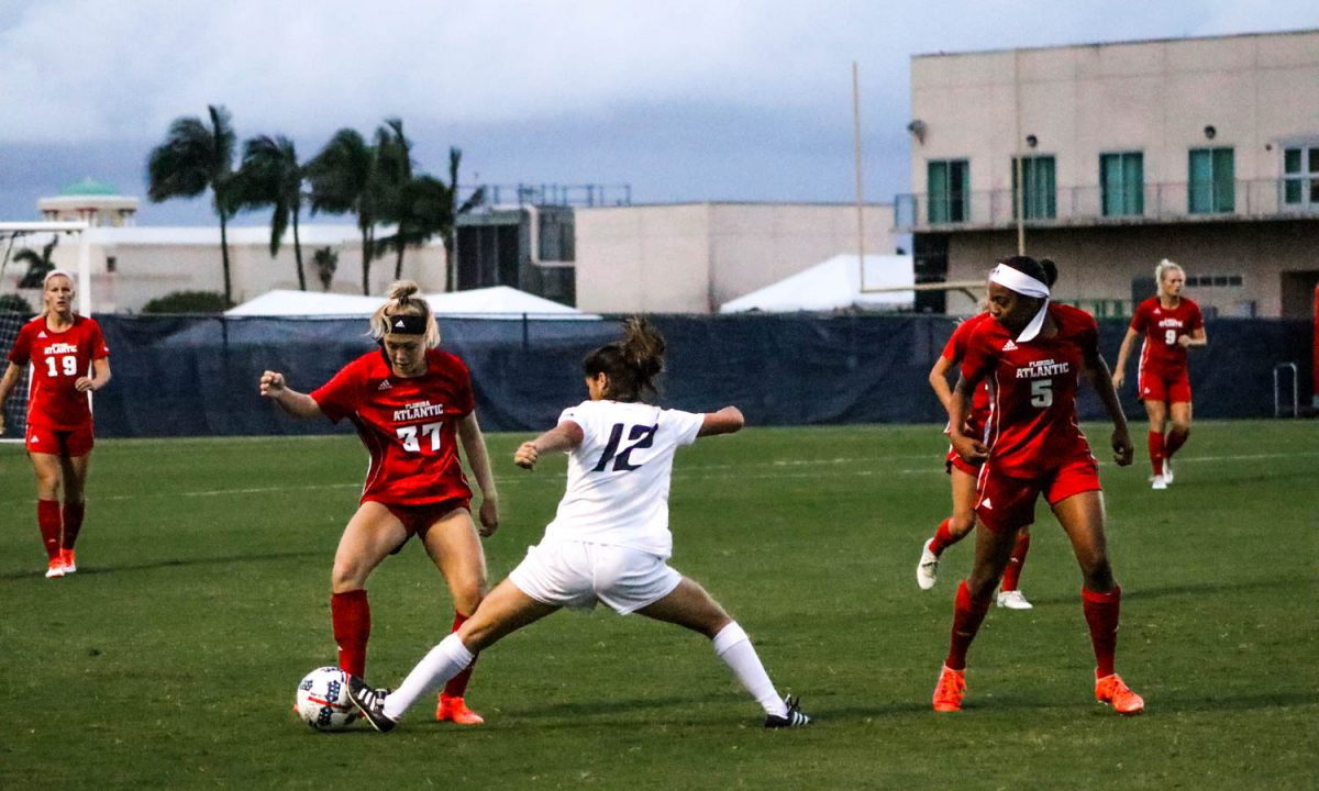 Gallery: Women's Soccer Versus Old Dominion