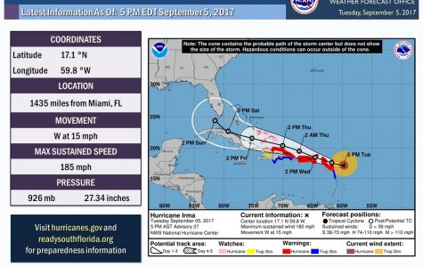 FAU cancels classes ahead of Hurricane Irma
