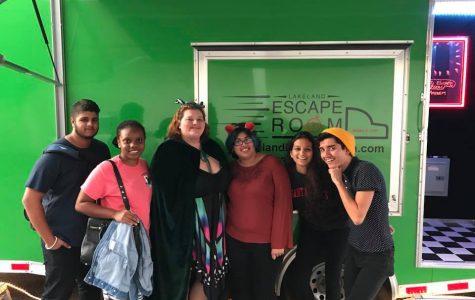 FAU Program Board hosts Escape Room