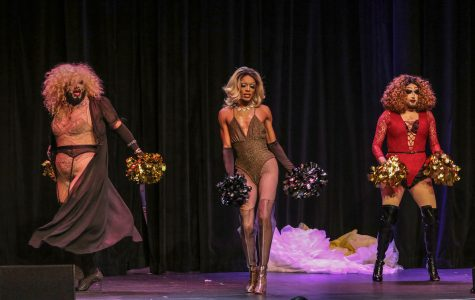 Drag show turns up the flair for seventh consecutive year