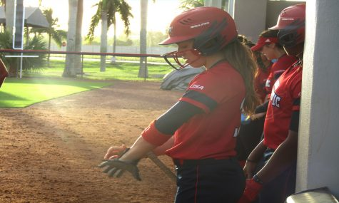 Softball: Owls start season off with two shutout victories, win four out of six games