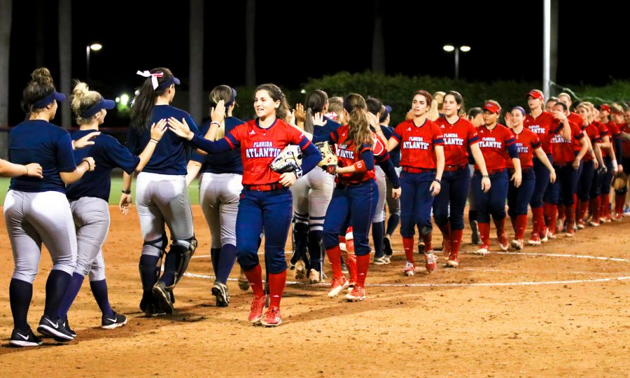 Gallery: FAU Softball Fall Scrimmage Versus Keiser University