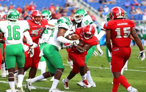Gallery: Football Versus North Texas