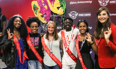 Gallery: Student Government hosts Homecoming Kick Off