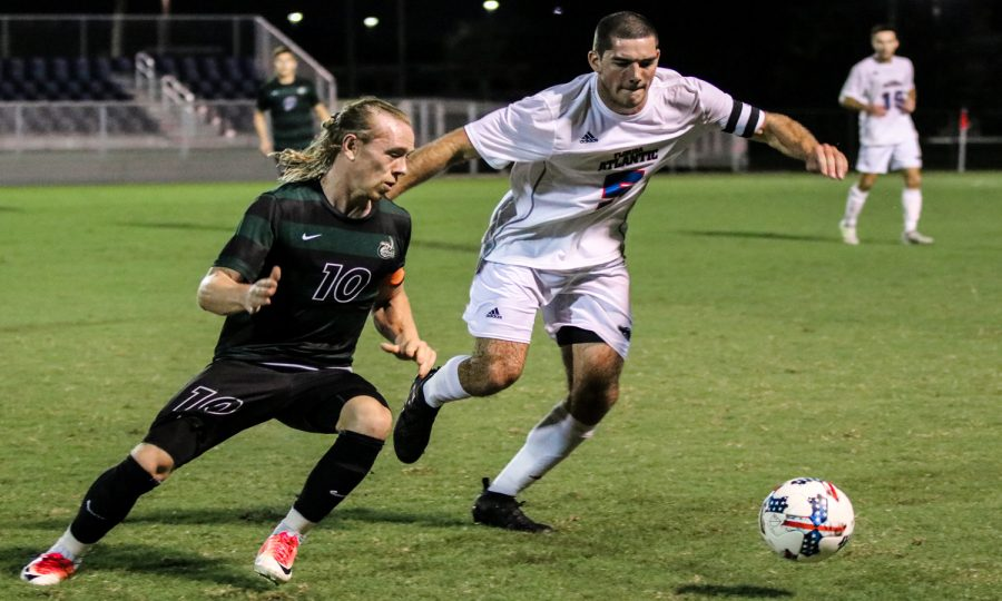 Gallery: FAU Mens Soccer Versus Charlotte