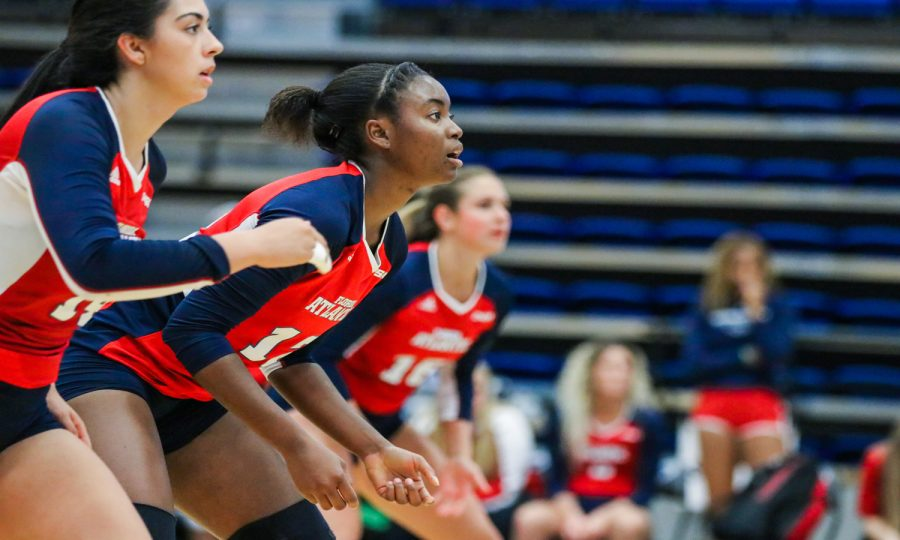 Gallery: FAU Women's Volleyball Versus North Texas