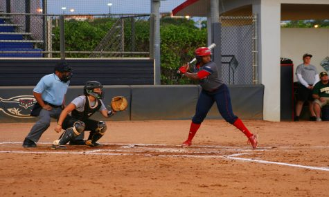 Gallery: FAU Softball Fall Scrimmage Versus Palm Beach State College