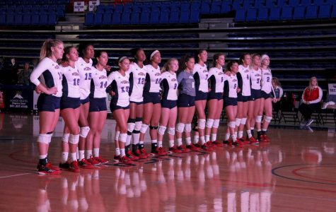 Gallery: Women's Volleyball Versus Florida International